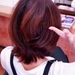 美容院に行けば行くほど髪が傷んでいくような気がしたんです。