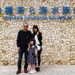 キィちゃんと沖縄旅行♩