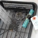 パーマの中間水洗で 還元は止まらない!