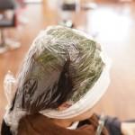 インディゴで白髪が染まらない その2