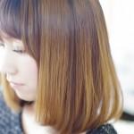 縮毛矯正 と 素髪(すっぴん髪)