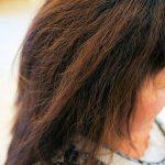 焼けた髪を髪質改善トリートメントで誤魔化す!