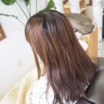 シャンプーしても髪がベタベタします!?
