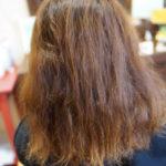冬で髪が乾燥してバサバサ毛のヘアケア!?